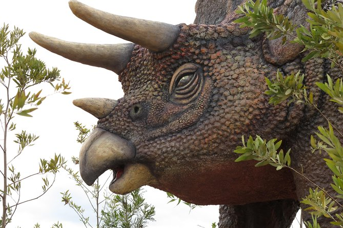 Gondava The Great Valley of Dinosaurs Theme Park