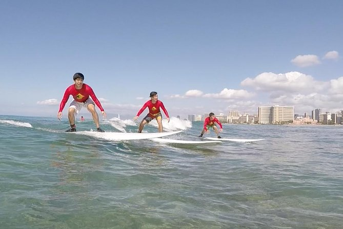 Surfing - Exclusive Group Lessons - Waikiki, Oahu