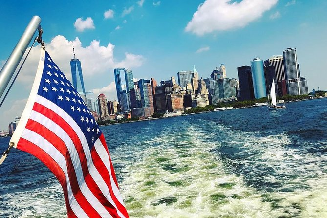 New York Hop on, Hop off Sightseeing Cruise from Midtown or Downtown