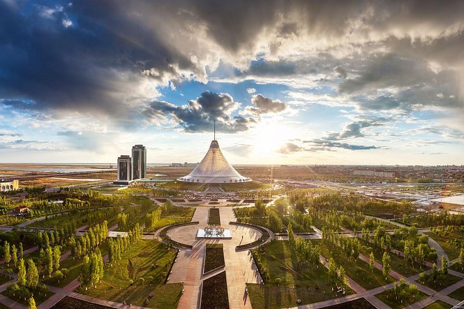 Private 2 days tour around the youngest capital in the world - Nur-Sultan city