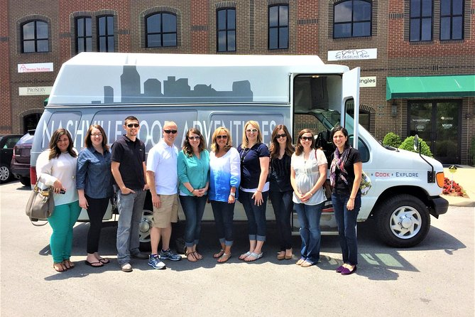 Taste of Nashville Food & Sightseeing Tour