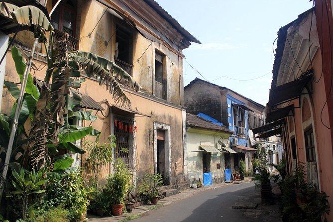 Highlights of Panjim Neighbourhood(3 Hours Guided Walk, Food&Drink Tasting Tour)