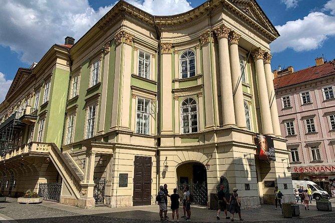 Essential Prague Tour - Old Town, Jewish Quarter, Charles Bridge (10 people max)