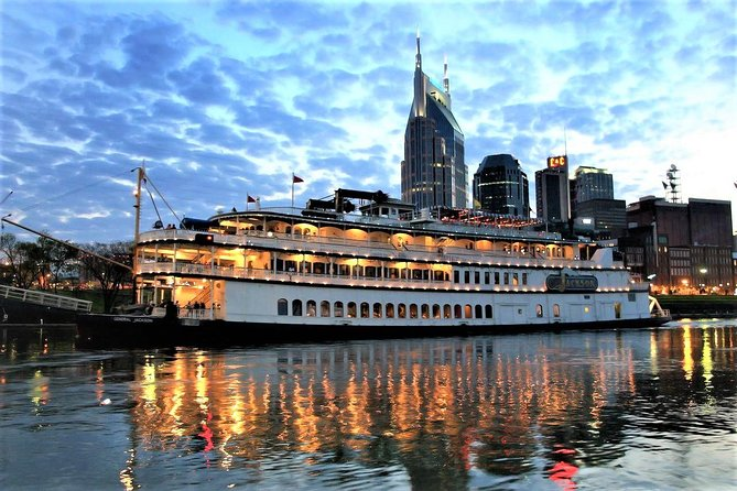 General Jackson Showboat Lunch or Dinner Cruise in Nashville