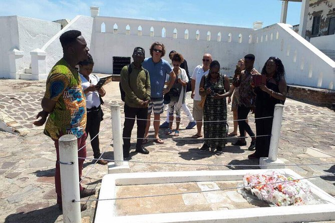 Accra To Cape Coast and Elmina Cultural Tour