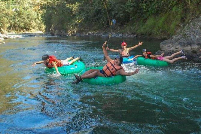 Day Tubing the Pejibaye River