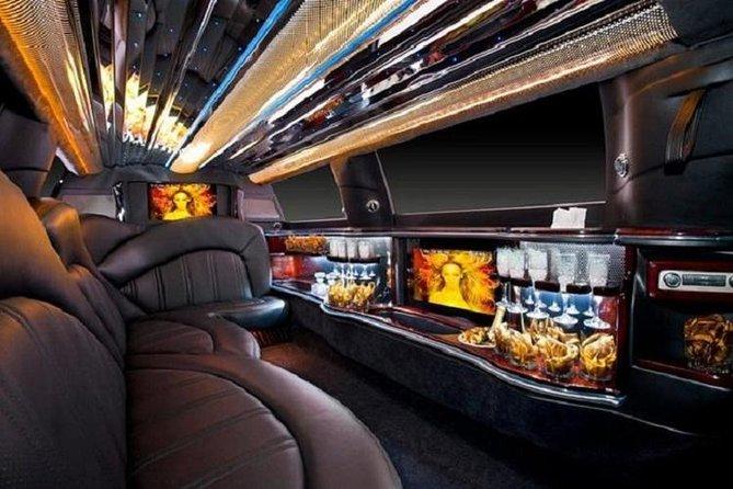 New York Airport Private Luxury Departure transfer via Sedan, Limousine or SUV