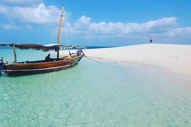Blue Safari With Moudy Zanzibar