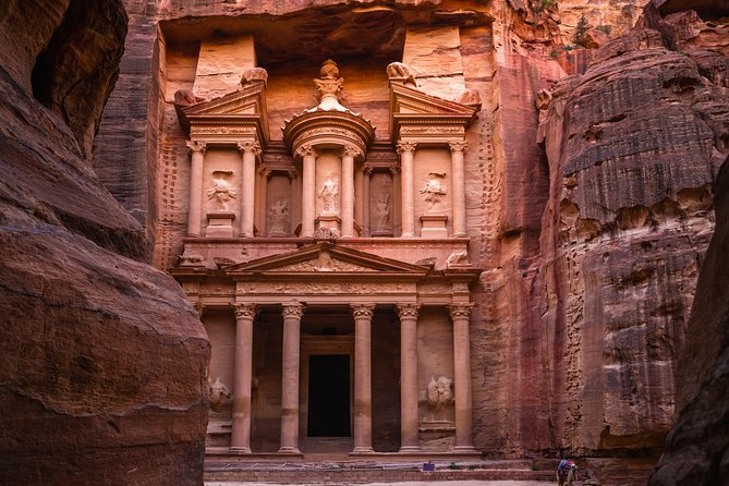 Private Petra Day Trip Including Little Petra from Amman