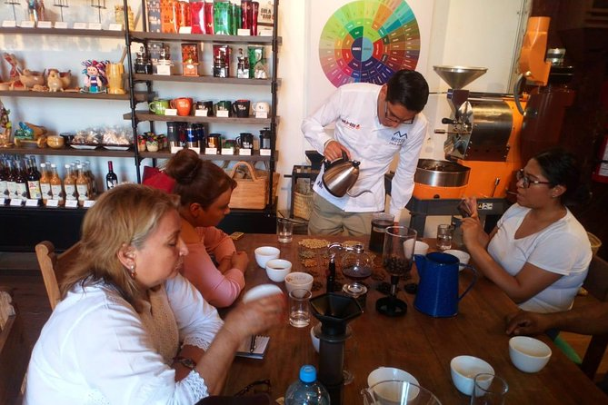 Enjoy the coffee route in Coatepec Magical Town