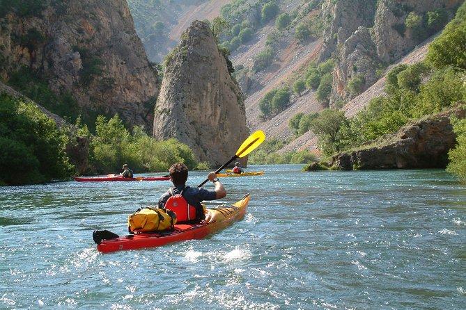 Canoe Safari from Novalja