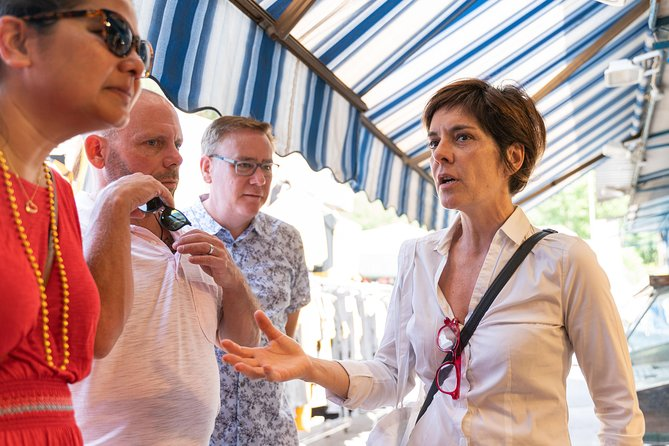 Small Group Market tour and Cooking class in Foligno