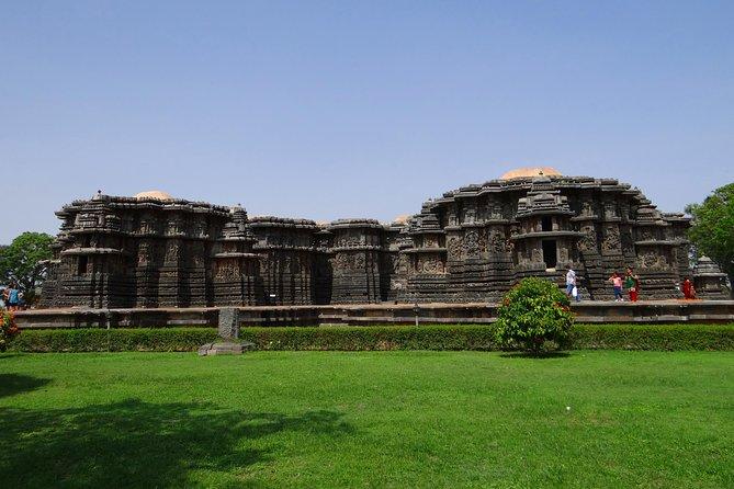 Bangalore to Belur and Halebid (2 Days)
