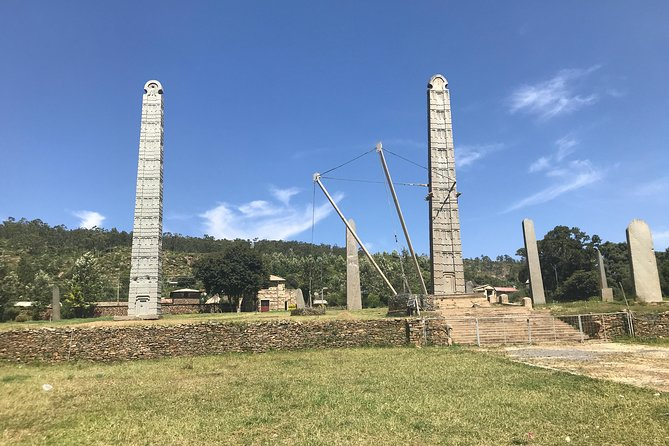 Axum (Aksum) City Tour