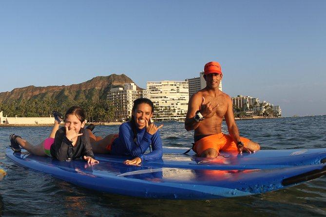 Semi Private Surfing Lesson 2 hrs