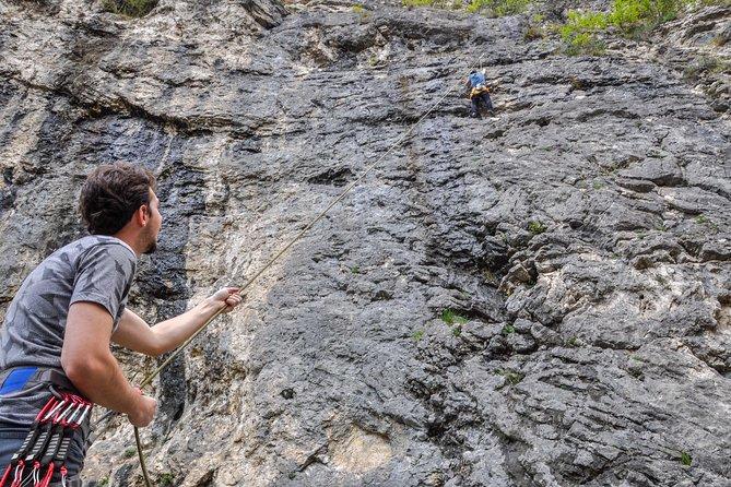 PRIVATE Rock Climbing Half Day Tour Sarajevo