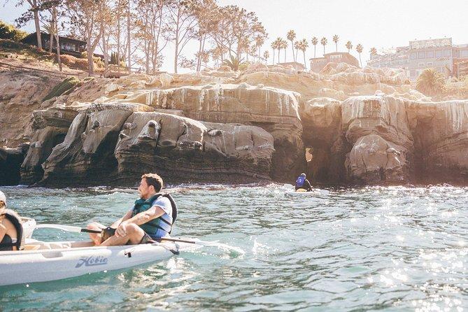 Original La Jolla Sea Cave Kayak Tour for Two