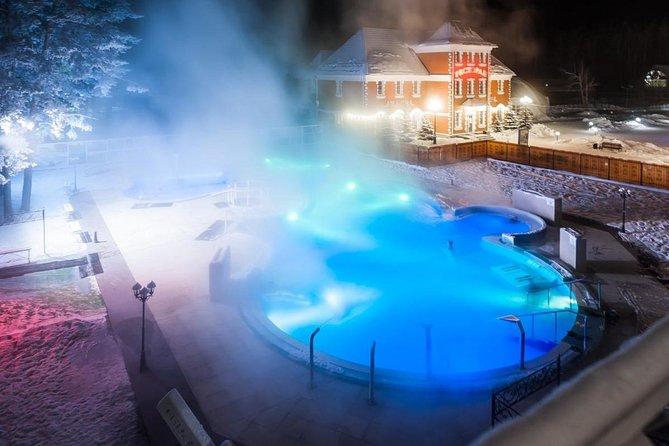 Chelyabinsk hot springs