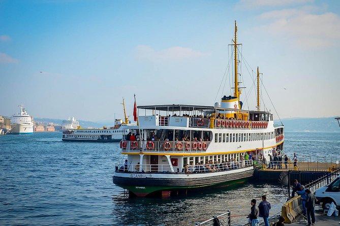 Istanbul Combo: Classic City Tour and Bosphorus Cruise