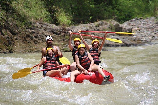 Savegre River Whitewater Rafting Trip
