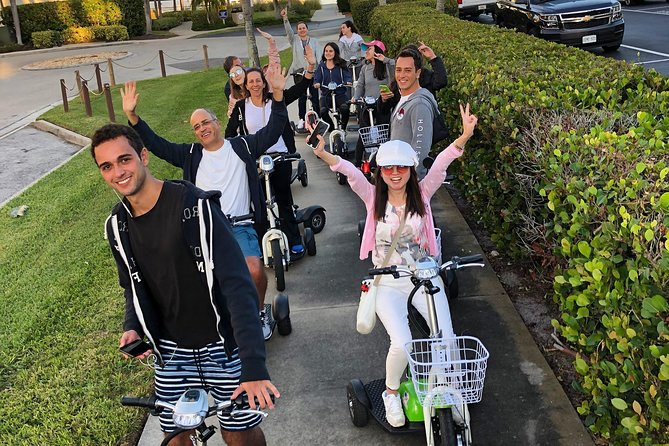 Naples Guided Electric Trike Tour