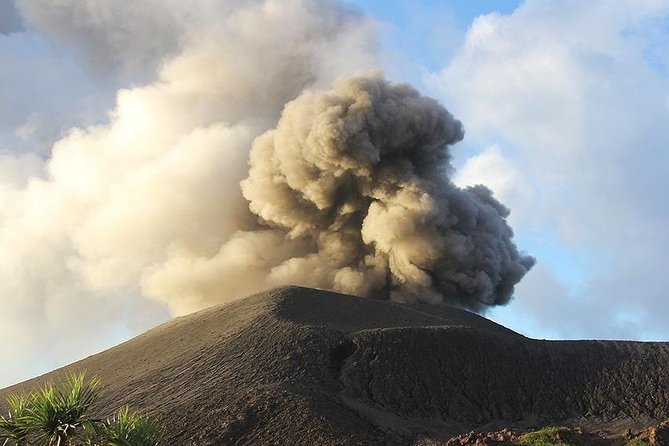 Mt Yasur Volcano Afternoon Guided Tour Tanna Island