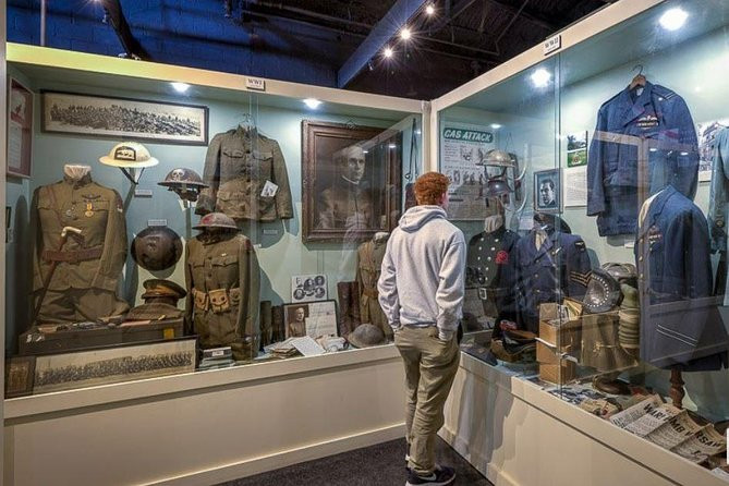 Skip the Line: General Admission Webb Military Museum Ticket