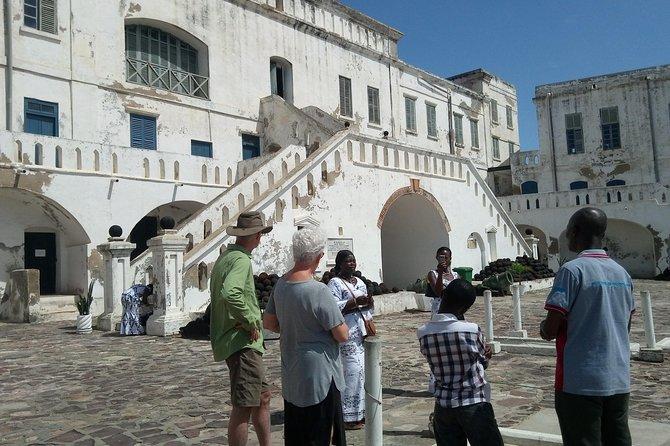 Slave Castles Of The Coast Tour