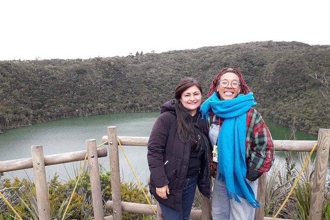 Live the Legend of El Dorado: Tour Laguna de Guatavita Sumercé
