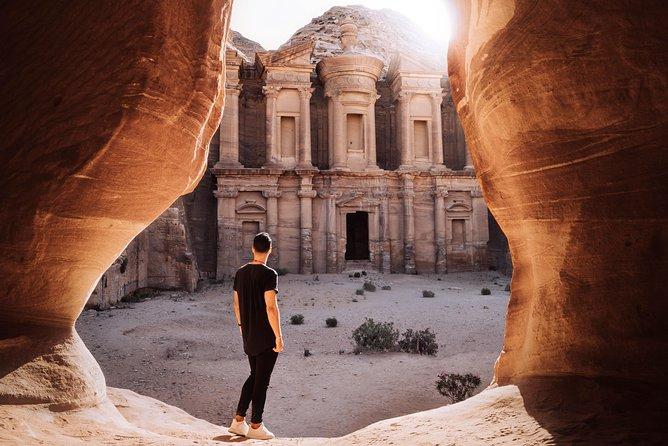3-Day Private Tour from Amman: Petra, Wadi Rum, Dana, Aqaba, and Dead Sea