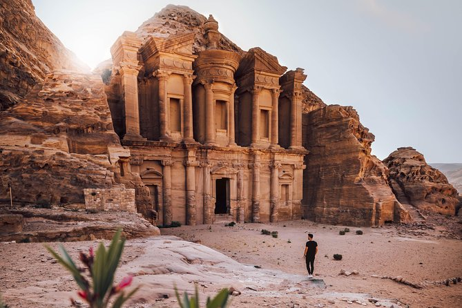 Private Petra Round-Trip from Amman