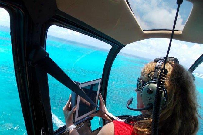 Tours Aereos Helicoptero en Cancún