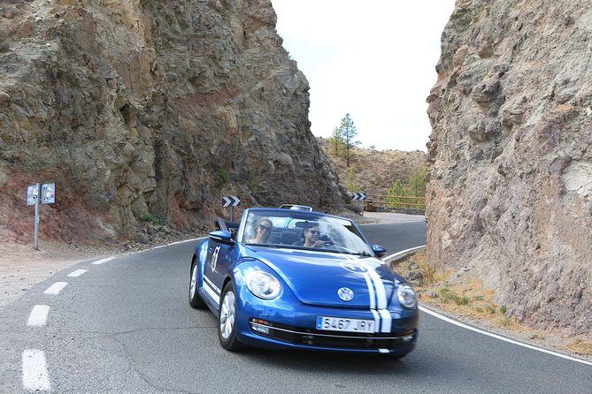 Beetle Convertible Tour in Gran Canaria
