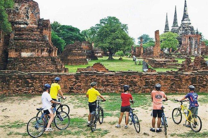 Bike Historic Ayutthaya : Pedal Through the Ancient City of Ayutthaya