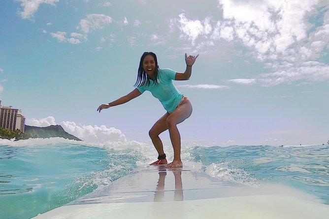 Waikiki 2 Hour Private Surf Lesson