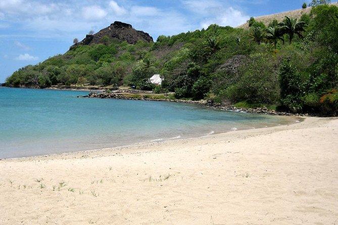 Beach Shuttle To Pigeon Island