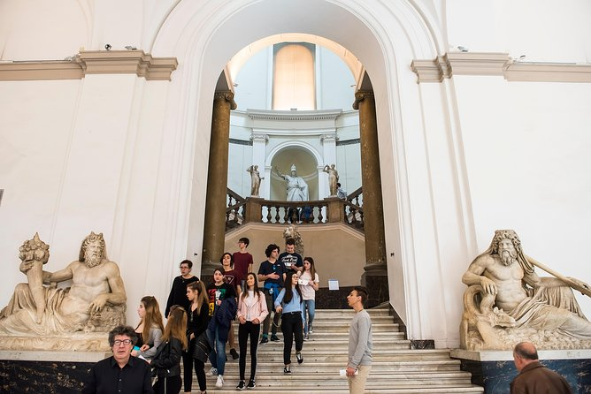 Skip the Line: Entrance Ticket to National Archaeological Museum of Naples