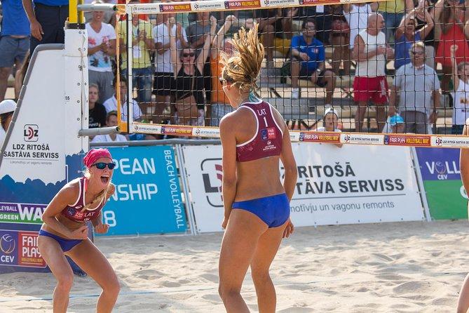 Riga Beach Volleyball