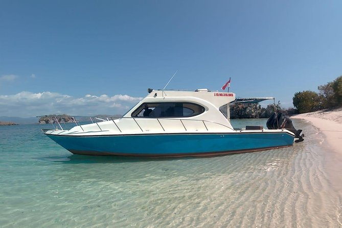 Private Speedboat From Gili To Lombok/Lombok To Gili