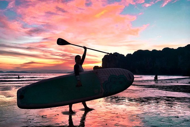 Krabi Stand-Up Paddleboard Bioluminescent Night Tour