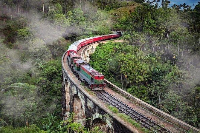 Highlights Of Sri Lanka   7 Days