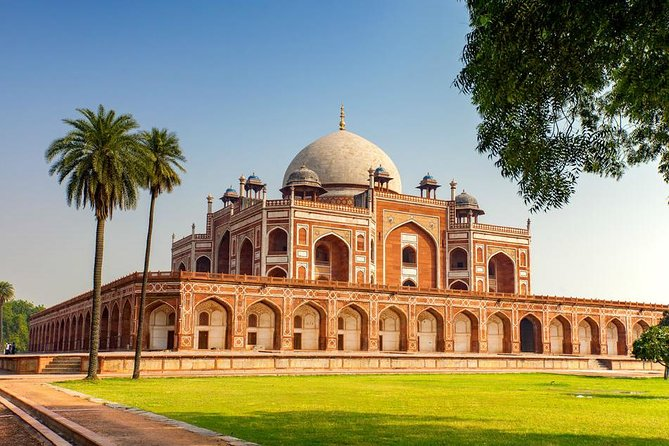 All Inclusive : Delhi Sightseeing Tour Including Old and New Delhi
