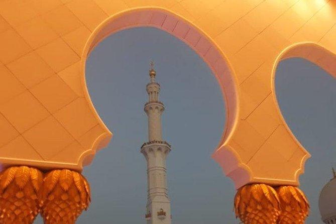 Abudhabi , Stunning Capital of UAE