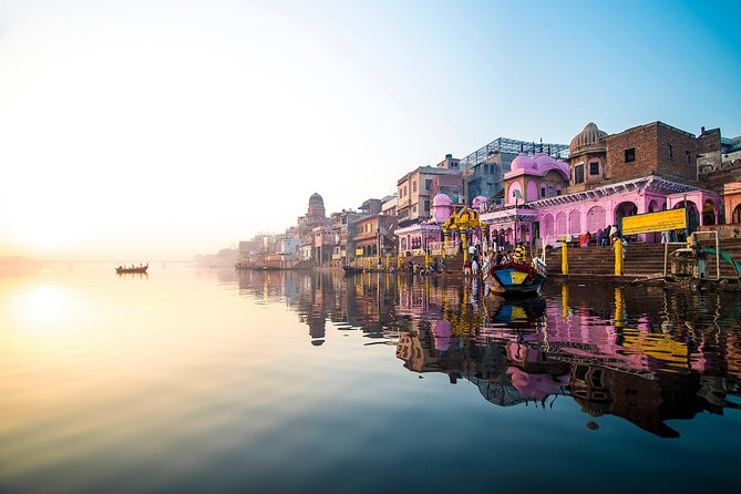 Highlights of the Varanasi & Sarnath (Guided Fullday Sightseeing Tour by Car)