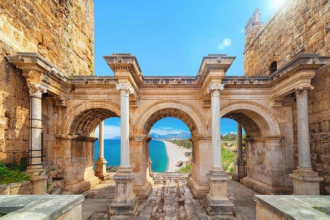 The Best of Antalya Walking Tour