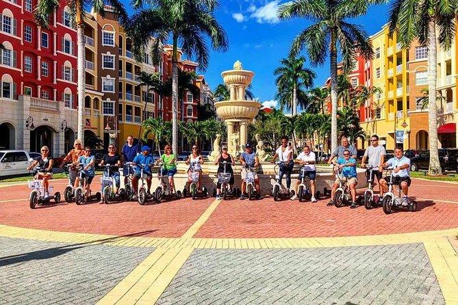 Naples Florida Electric Trike Tour