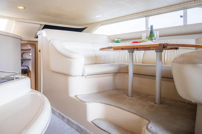 Cancun Yacht Tour - SEARAY YACHT 46 FT GREAT FOR SUNSET 15 PEOPLE MAX 25P9