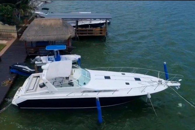 Cancun yachts rental BEATIFUL YACHT 46FT, 15 PAX MAX 25P6