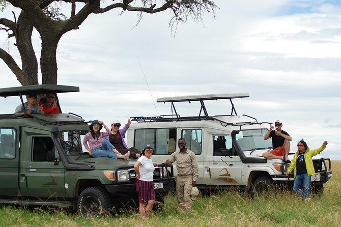 2 Day Serengeti Safari Experience from Mwanza