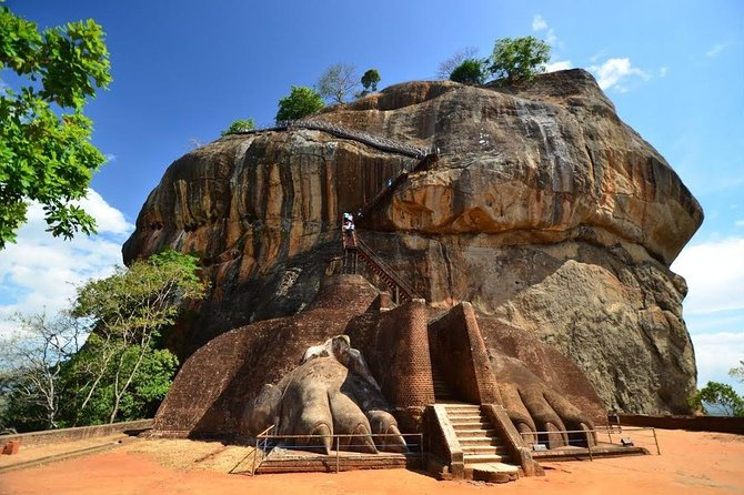 Day Trip Sigiriya and Dambulla
